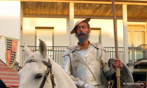 Don Quijote, Ducinea o la Bella Durmiente