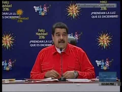 VIDEO: Maduro ordena sacar de circulación billete de 100 Bs en 72 horas