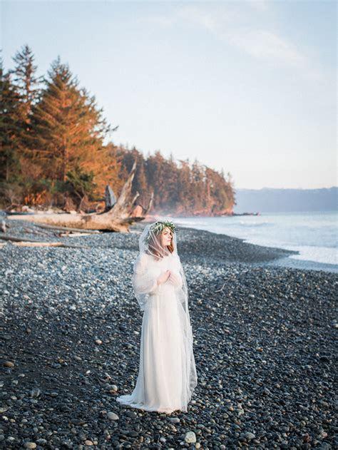 Bridal Session, Vancouver Island, BC   Toronto Wedding