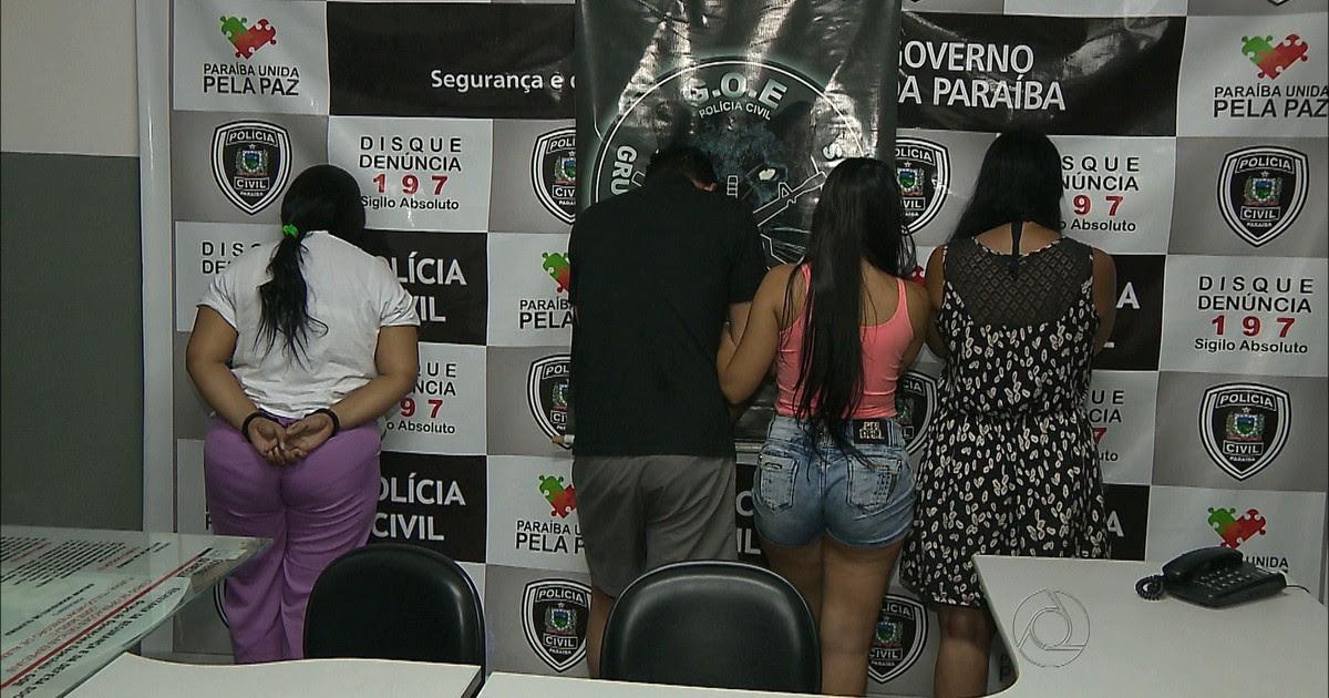 Suspeitos de roubar joalheria em Belém do Pará são presos na Paraíba - notícias em Paraíba