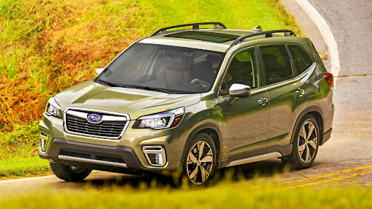 2019 Subaru Forester: A new North Star