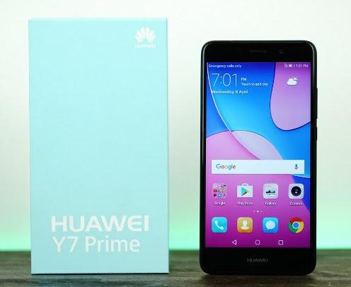 Huawei Y7 Prime 2018 User Guide Manual Tips Tricks Download