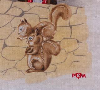 Pam Kitty Picnic