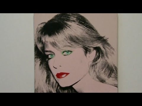 Andy Warhol Farrah Fawcett Portrait Trial Ends In Ryan ONeal's Favor