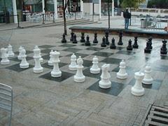 Public Chessboard