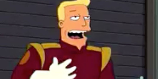 Stop Everything And Listen To Zapp Brannigan Read Donald Trump Quotes
