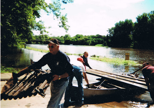 Kankakee & Iroquois River Clean Up