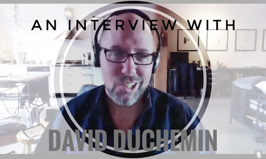 An Interview with David DuChemin
