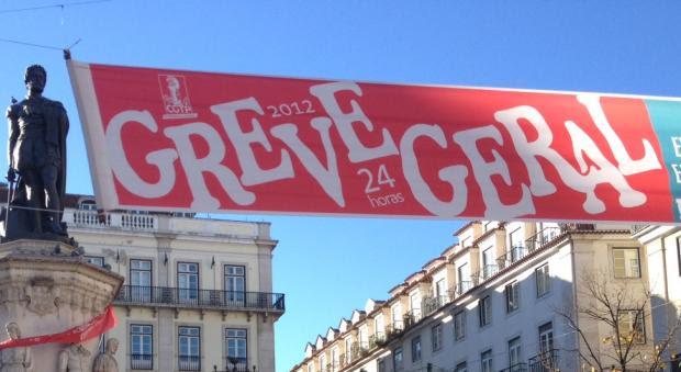 UGT com forte presença na greve-geral da CGTP