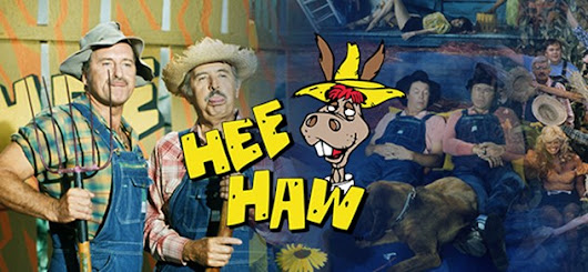 Happy Birthday Hee Haw! | ACountry