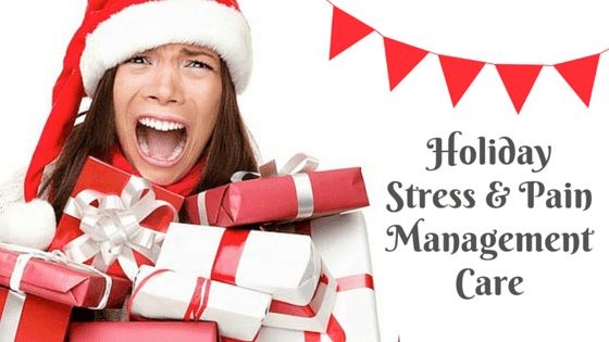 Holiday Stress and Pain Management Care - Oahu Spine & Rehab