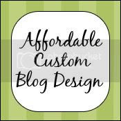 Affordable Custom Blog Design