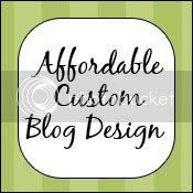Affordable Custom Blog Design