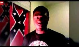 Black Man Refuses to Take Down His Confederate Flag