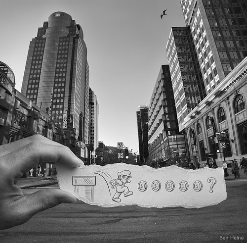 4649457865 8a15a5388b in Incredibly Creative Pencil Drawings vs Photography