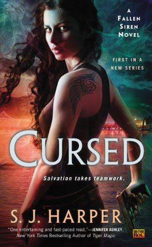 Cursed: A Fallen Siren Novel by S.J. Harper