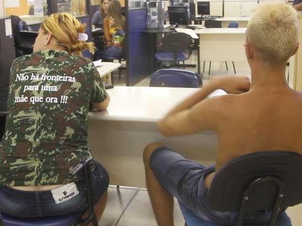 Jovem de 16 anos foi espancado e amarrado a um poste no Rio de Janeiro Foto: Jadson Marques / Futura Press