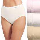 Jockey Women's Plus-Size Underwear Elance Briefs