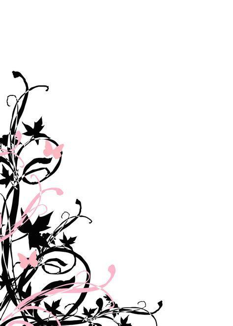 Wedding Clip Art Black And White Border   Clipart Panda