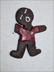 Zombie Trek cookies