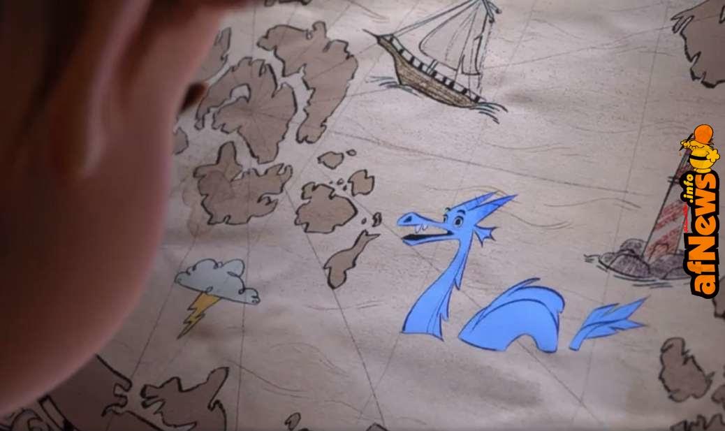 Ventana, il bel corto fatto dagli studenti Disney