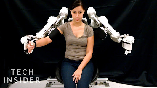 Robotic Exoskeleton helps People with Neurological Disorders