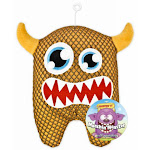 Products Munch Monsters Dog Toy Orange BR135108
