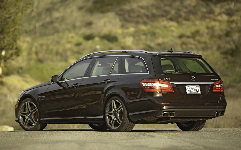 Black Bison: Mercedes-Benz E-Class Wagon Modified by Wald