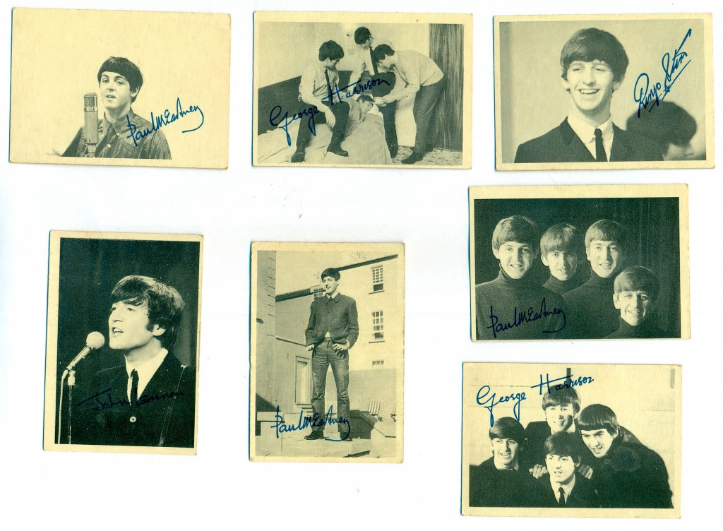 beatles_cards