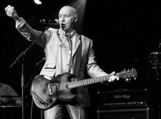 Midge Ure releasing new album, touring with Thompson Twins' Tom Bailey, Howard Jones  — slicing up eyeballs // 80s alternative music, college rock, indie