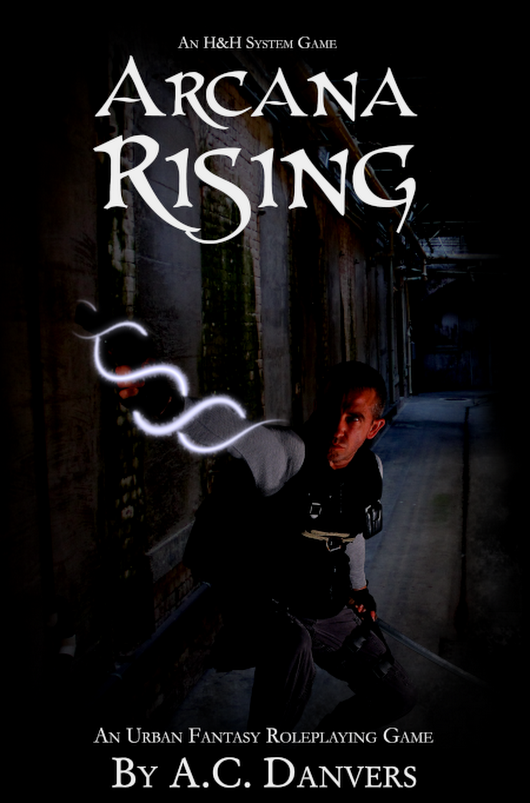 Arcana Rising - Bedroom Wall Press |  | Hulks and HorrorsDriveThruRPG.com