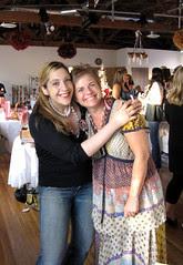 lisa and julie vendor night