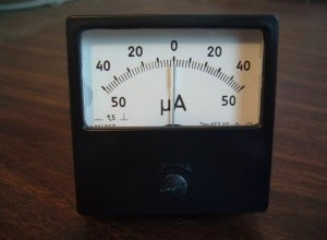 Effects of temperature changes on Ammeter