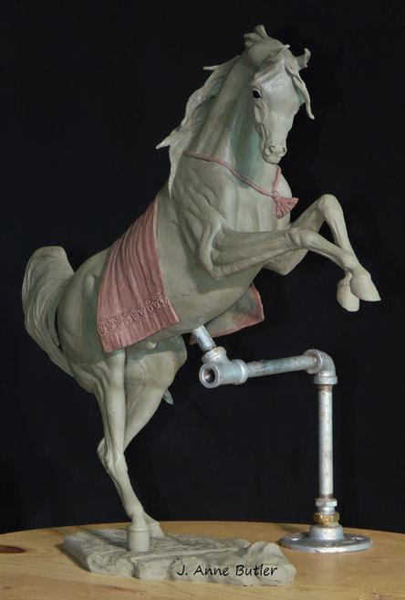 Arabian Horse Bronze Sculpture - New Releases Coming Soon