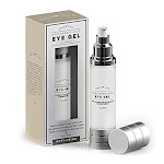 Calily Life Hyaluronic Acid Eye Gel + Vitamin E With Dead Sea Minerals 1 Oz. - Deep Penetration Formula - Anti-wrinkle And Anti-aging - Minimizes Fine