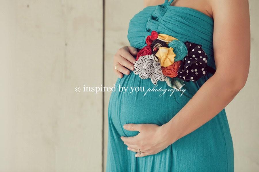 Maternity Sash...Maternity Belt.....Rosette Sash...Rosette Belt...Womens Belt...red..blue..yellow..orange...pola dot...RETROCHIC
