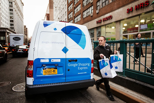 Google brings same-day delivery service to D.C.