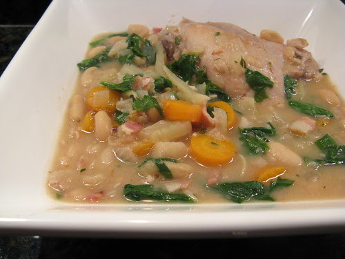 Chicken & White Bean Stew