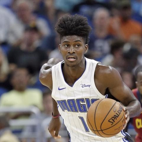 Avatar of Magic's Jonathan Isaac's (knee) rehab reportedly going well