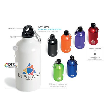 Braxton Water Bottle | Corporate Gifts South Africa | inMotion Promotions