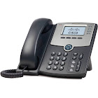 Cisco Small Business SPA 504G VoIP Phone - Silver/Dark Gray
