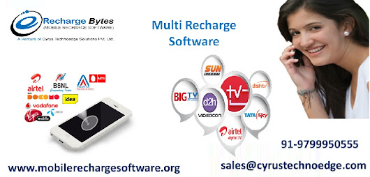 An Easy Way to Grow Your Business Automatic Mobile Recharge Software