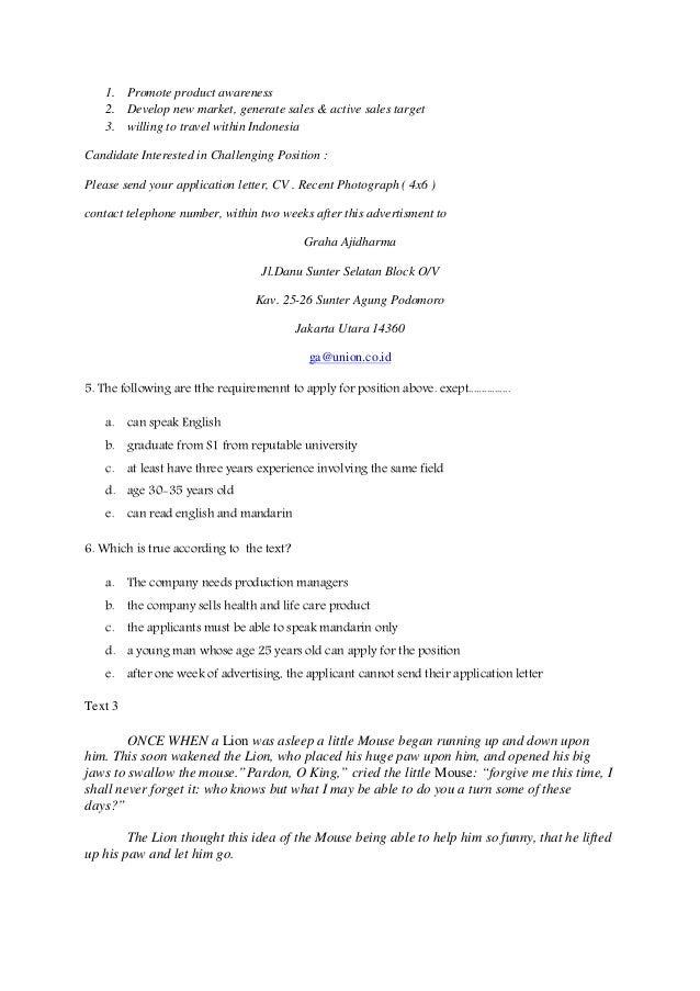 Soal Pilihan Ganda Beserta Jawabannya (Program HTML)