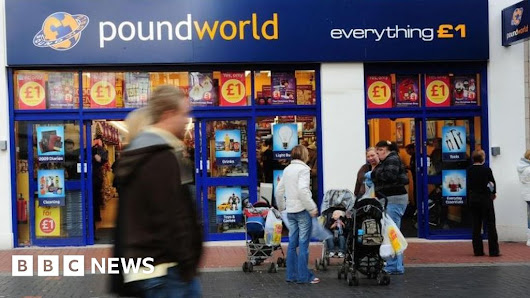 Poundworld collapses into administration