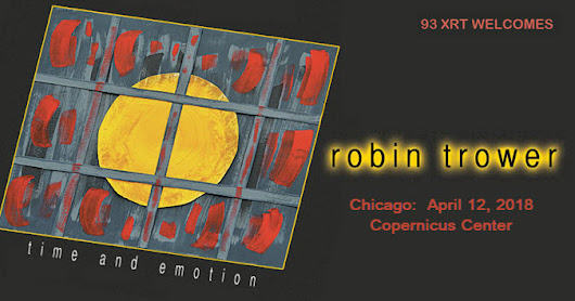 Robin Trower 2018 USA Tour - Chicago - Copernicus Center - April 12