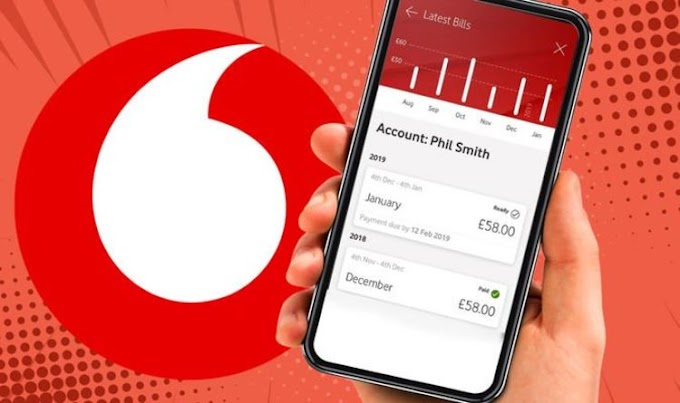 Vodafone puts unlimited mobile data at all its contract rates