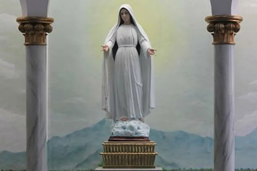 The curious case of the Lipa Marian apparitions