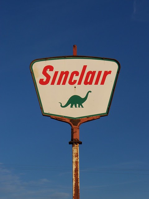 OH Fletcher - Sinclair Sign