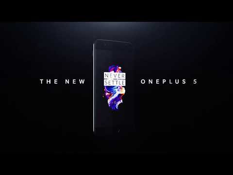 OnePlus 5 officially announced