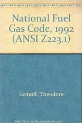 Pictures of National Fuel Gas Code